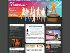 Bar de danseuses la Broussaille