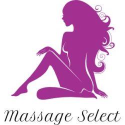 logo massage select